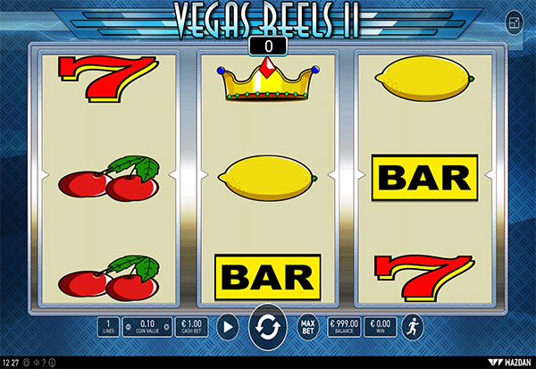 Vegas Reels II 777 Slots Bay game
