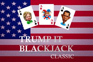 Trump It BlackJack Classic