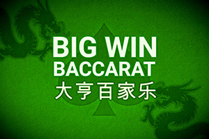 Big Win Baccarat