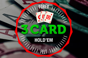 3 Card Holdem