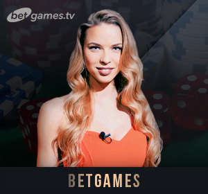 BetGames - Lotto, Dice, Wheel, Bet on Poker, Baccarat