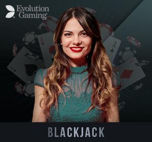 Evolution Live Casino - BlackJack