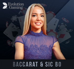 Evolution Live Casino - Baccarat